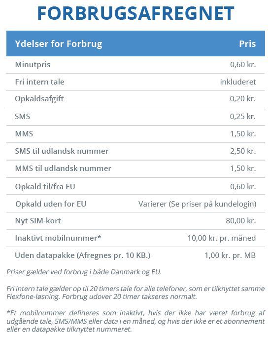 flexfone_priser_forbrug_detaljer